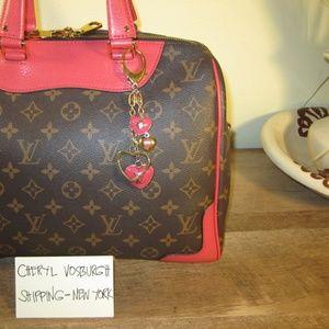 f08bfa3d1de3 Women s Louis Vuitton Bag Charm on Poshmark
